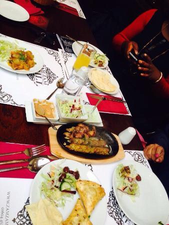 Halal Restaurants Kettering Road