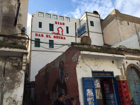 Dar El Qdima : Outside