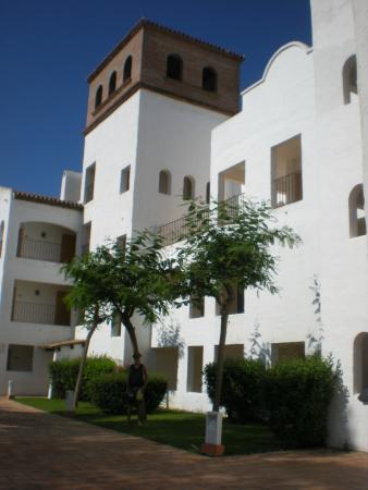 Nouvelles Frontieres Hotel-Club Costa del Sol : un des batiments