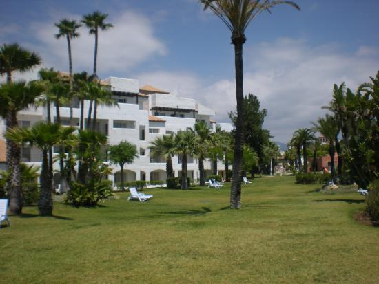 Nouvelles Frontieres Hotel-Club Costa del Sol : les jardins