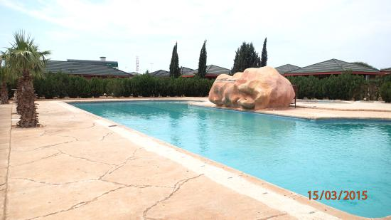 Cresta Jwaneng Hotel: Pool