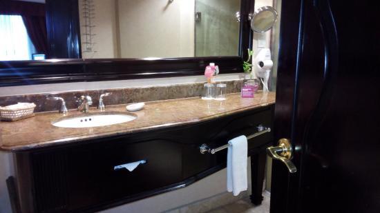 Crowne Plaza Hotel de Mexico : Habitación