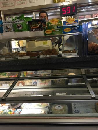 Faicco's Pork Store : Rice Balls, Prosciutto Balls, Potato Croquettes, Mozzarella Sticks