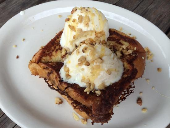 Baklava French Toast - Picture of Harry's Restaurant ...