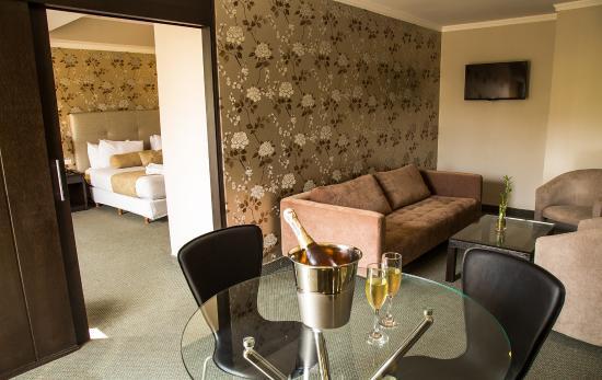 Hotel Brisas del Norte: Suite 117