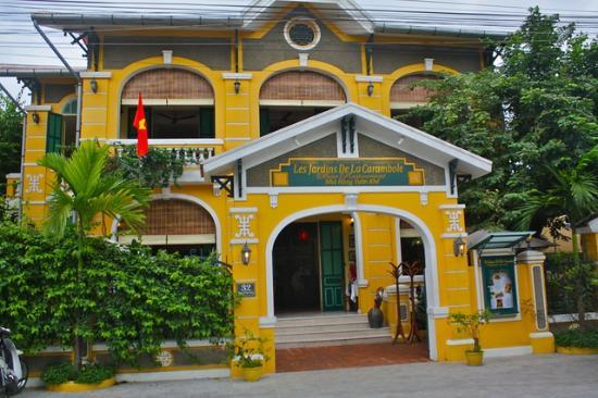 Charming building picture of les jardins de la carambole hue tripadvisor - Les jardins de la carambole ...