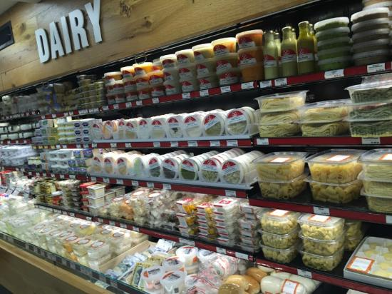 Truffle Shuffle Melt - Picture of Murray's Cheese, New York City ...