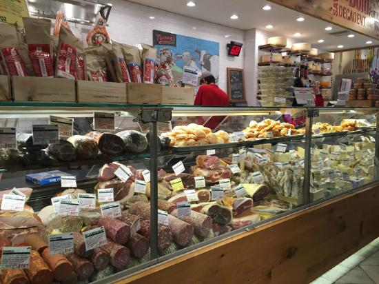 Murray's Cheese: Cold cuts and cheeses at Murray's