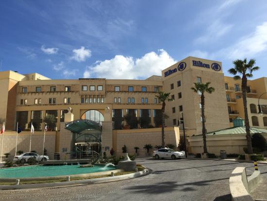 Hilton Malta: Un hôtel exceptionnel