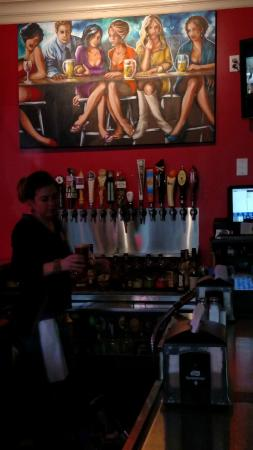 Swig : Great tap selection and service.