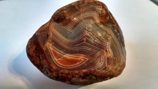 Cloquet, MN: Lake Superior Agate