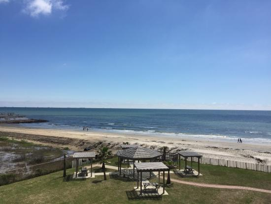 Seascape Condominium Rentals : From the balcony of 2318