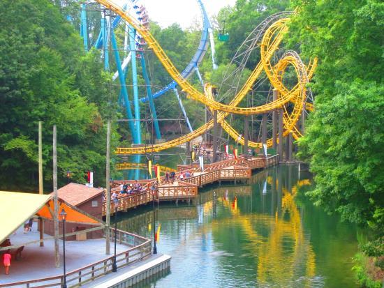 Excellent Views Picture Of Busch Gardens Williamsburg
