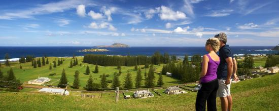 ‪Norfolk Island Golf Course‬