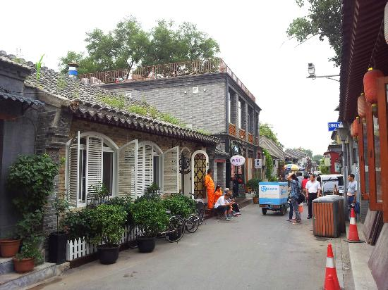 wudaoying hutong picture of wudaoying hutong beijing. Black Bedroom Furniture Sets. Home Design Ideas