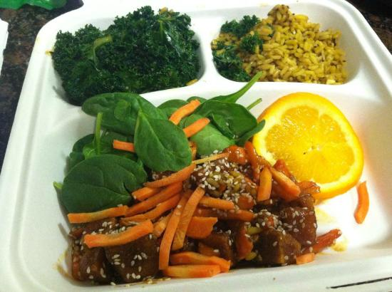 Vegan minions picture of green vegetarian cuisine san - Green vegetarian cuisine ...