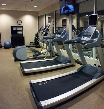 Hilton Garden Inn Denver South Park Meadows Area: Workout Room