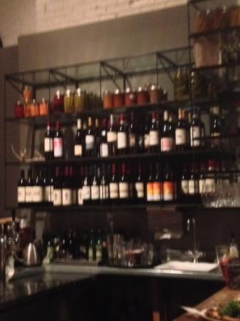Blackbird Kitchen: Blackbird's Wines and Top Shelf Homemade Pickles