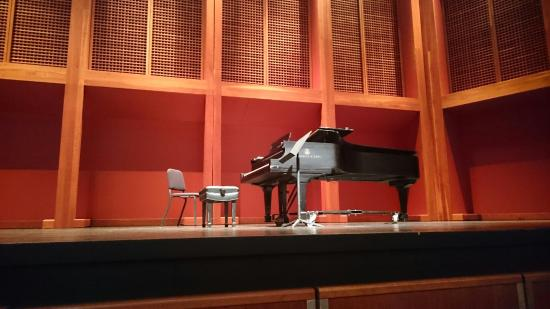 Itzhak Perlman at the Broward Center for the Performing Arts.
