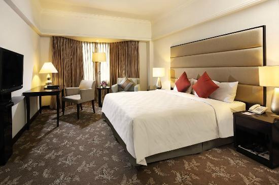 โรงแรมอาร์ยาดูตา เปกันบารู: Room Deluxe