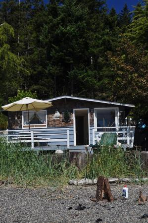 Lieber Haven Resort & Marina: the cabin
