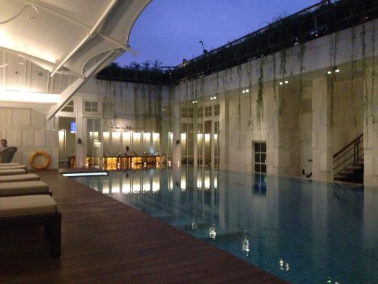 The Lounge Picture Of The Hermitage Jakarta Jakarta