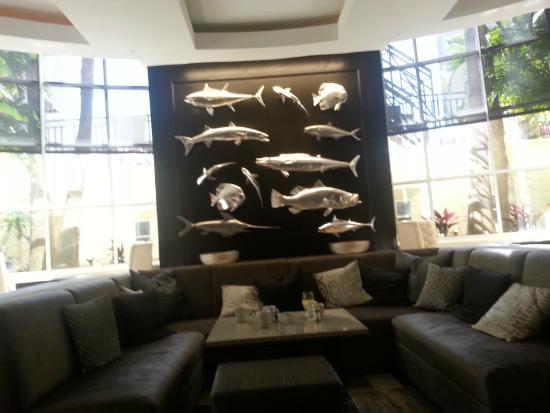 Jack's Seafood Shack: dining area