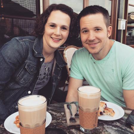 Caffe Acri: Romantic date.