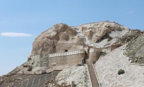 Aktau, Kazakstan: Мечеть и жилище Бекет ата