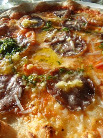 Osteria Da Filippo: pizza