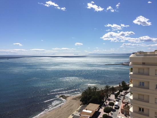 Princesa Playa Hotel Apartamentos: View from the roof