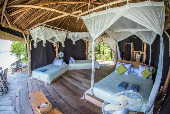 Thousand Islands, Indonesia: Zen Villa