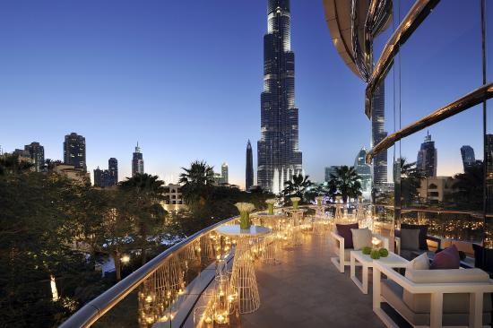 The Address Downtown Dubai - TEMPORARILY CLOSED: view