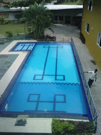 Hotel Ganga Addara: pool