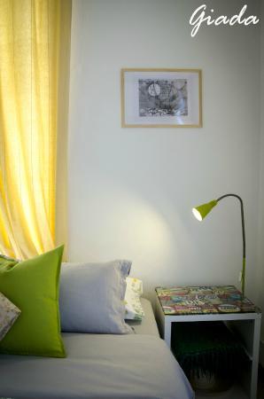 Affittacamere La Tartaruga Doralice: Giada double/twin/triple bedroom