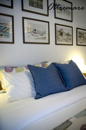 Affittacamere La Tartaruga Doralice: Oltremare double bedroom