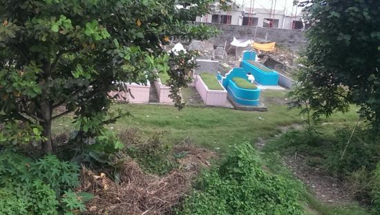 Celagi Inn: the real view