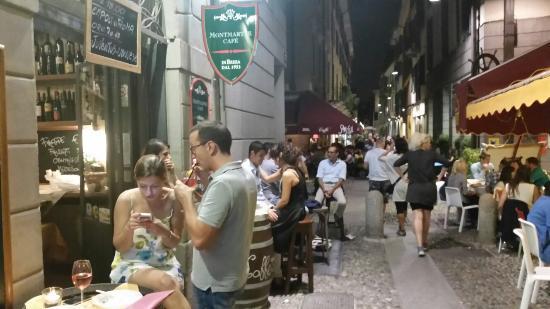 Montmartre Cafe - In Brera Dal 1952