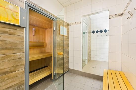 Vienna Sporthotel: Infrarot Kabine