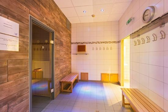 Vienna Sporthotel: Sauna