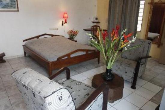 Hotel Equateur : Les chambres