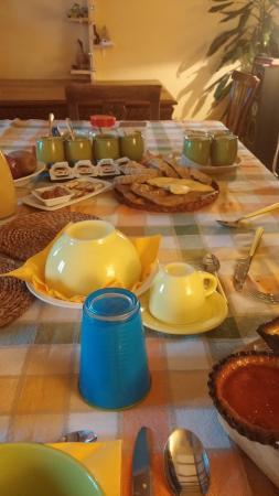 Bed & Breakfast Casa Pascolone: la colazione