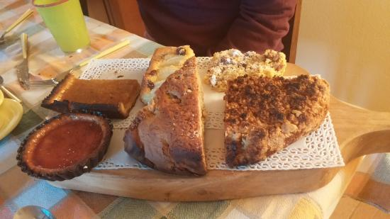 Bed & Breakfast Casa Pascolone: le torte