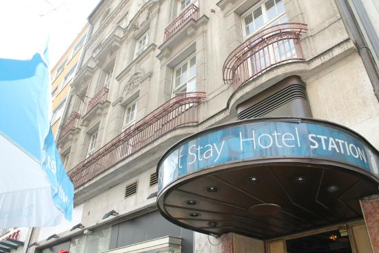 Smart Stay Hotel Munchen Check In