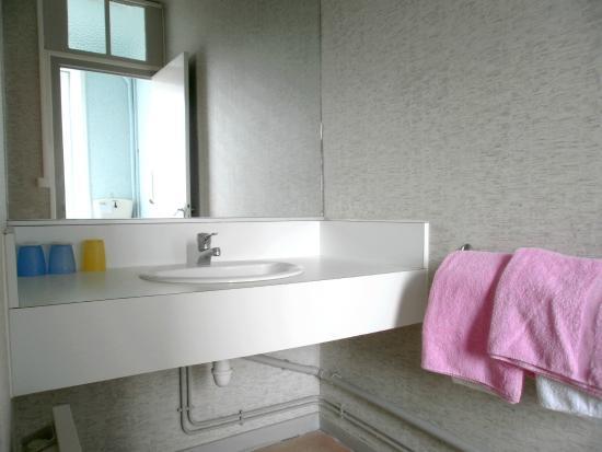 Hotel Modern: vasque lavabo