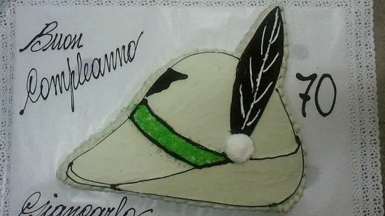 Torta Cappello Alpino - Foto di Pasticceria Venere 65367952d1f8