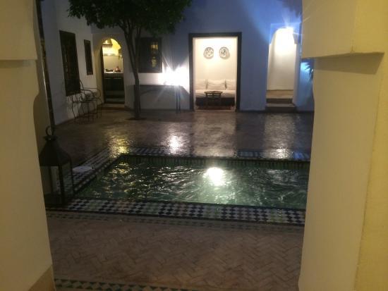 Riad Porte Royale: Courtyard