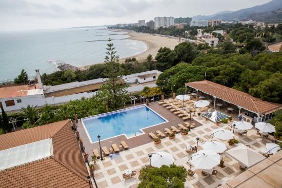 Palasiet Thalasso Clinic & Hotel, hoteles en Benicásim