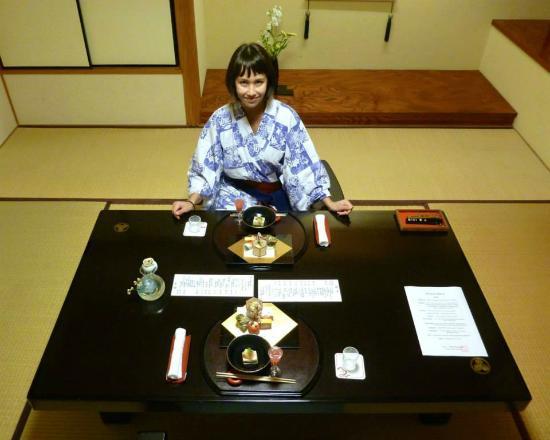 Yoshimatsu: First course of many...