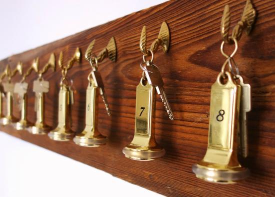 Hotelpension Haus am Bach: Pension Haus am Bach